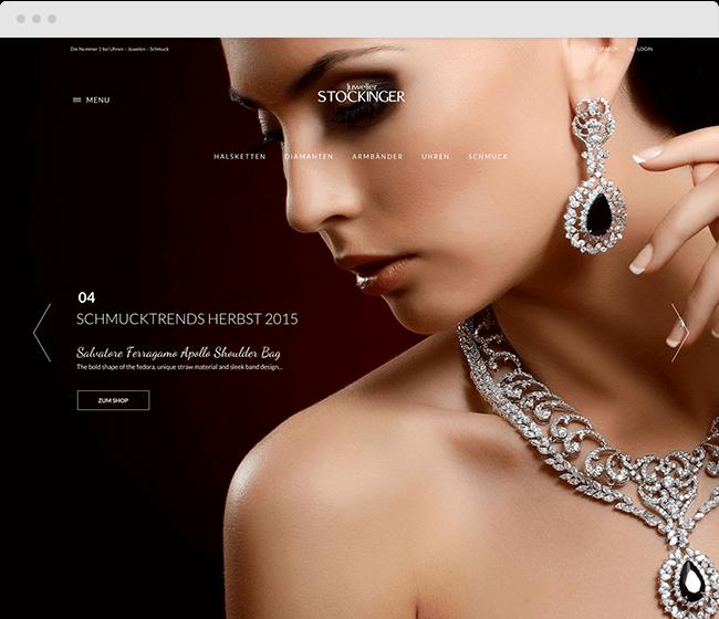 Kunde Juwelier Stockinger Wels