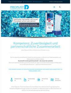 Startseite Preciplast Kunststofftechnik