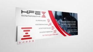 Kunde HFE Sicherheitstechnik Facebook Fanpage