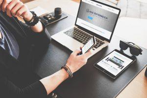 Responsive & mobile Website SmartFile.eu