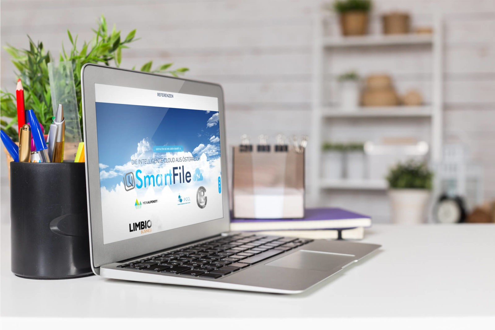 Website SmartFile.eu