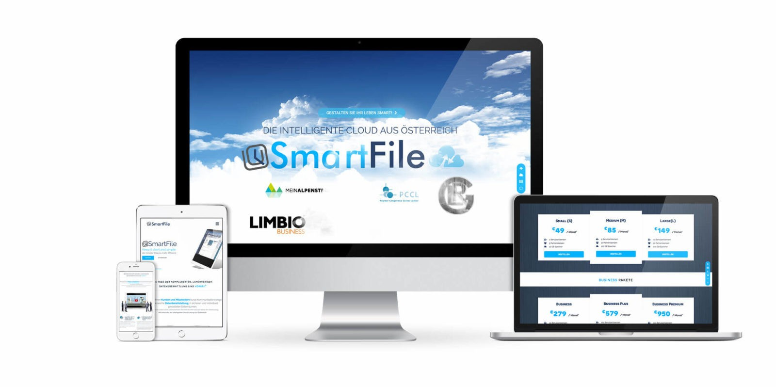 Responsive Website SmartFile