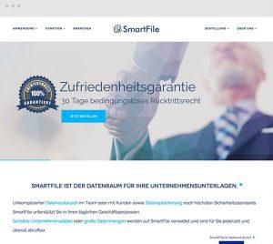 Kunde Smartfile GmbH