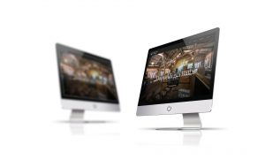 Responsive Website Eventalm - Doppeldegga