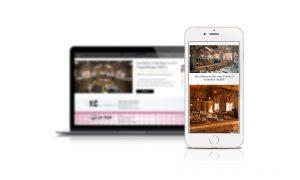 Mobile Website Eventalm.at