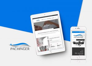 Mobile Website Schlafberatung Pachinger