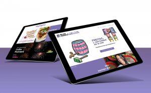 Responsive Webseite Welser Volksfest