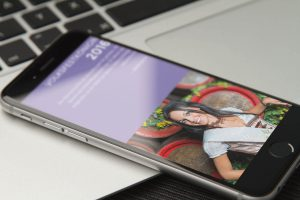 Mobile Website Welser Volksfest
