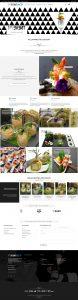 Webdesign 1stevent Catering