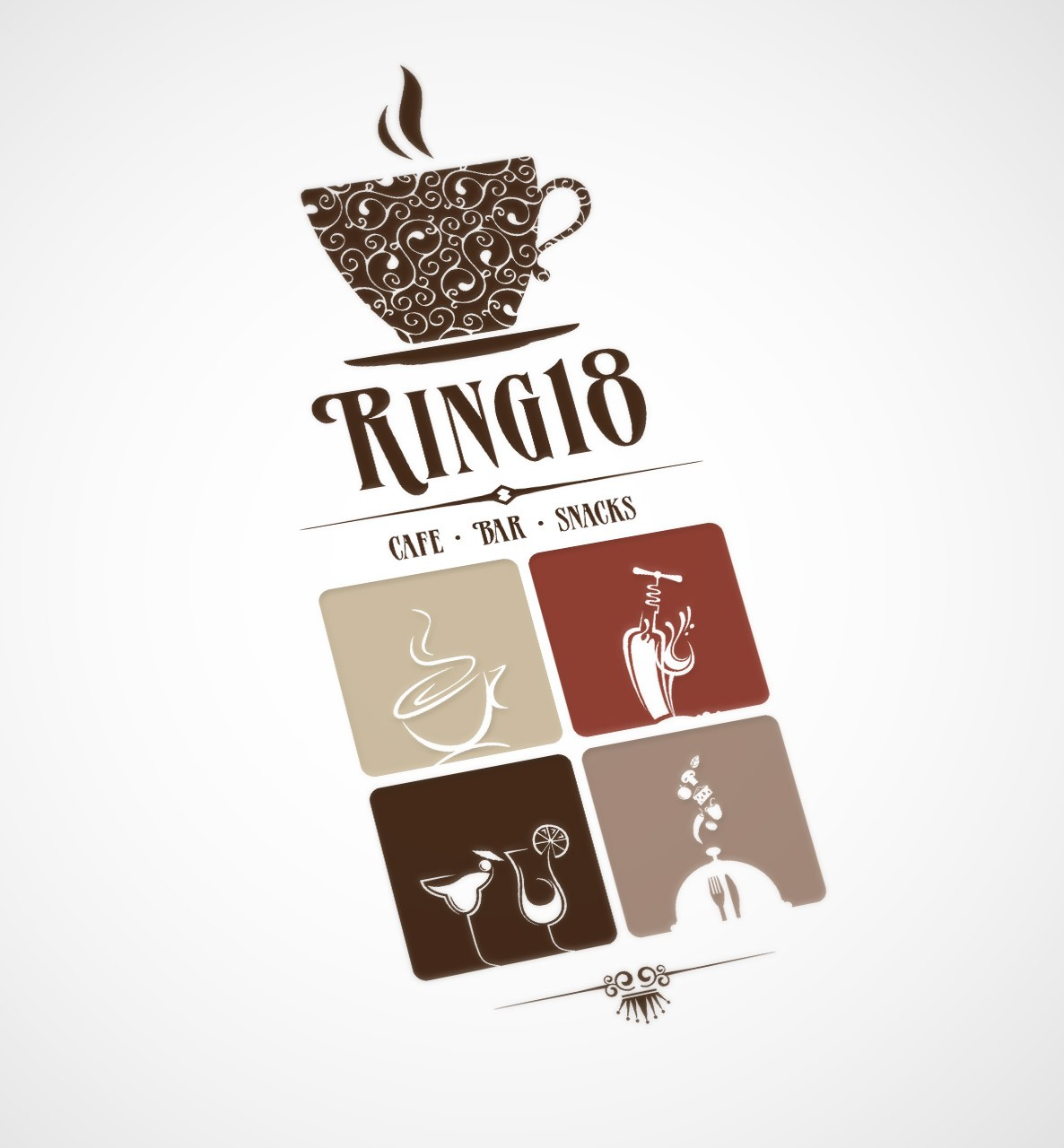 Kunde Cafe Ring18 Wels Logo