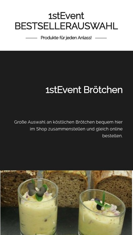 Kunde 1stevent Catering