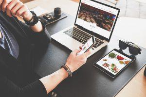 Webdesign Kunde livingbistro catering