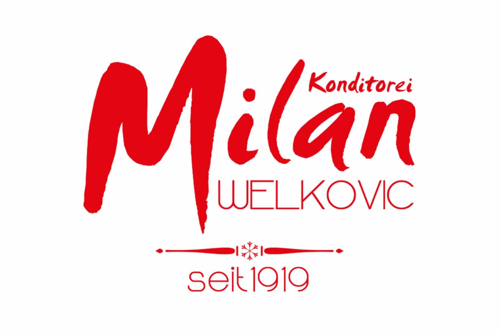 Kunde Konditorei Milan Welkovic Logo