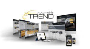 Kunde Trendautomobile Webseite