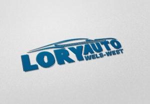Kunde Lory Auto Wels Logo Gestaltung