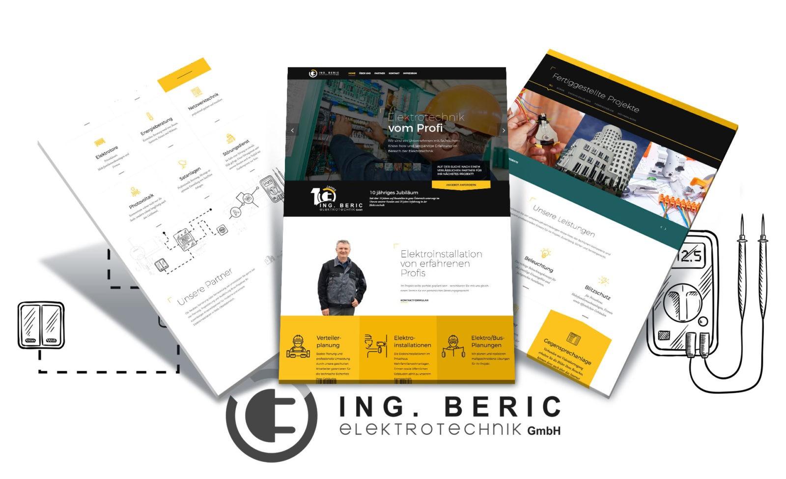 Kunde Ing. Beric Elektrotechnik