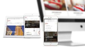 Webdesign Gasthaus Denk