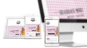 Responsive Webdesign für Da Wirt 4sFest