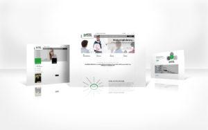 Webdesign für Kunde Lenzing-Stiftung- responsive