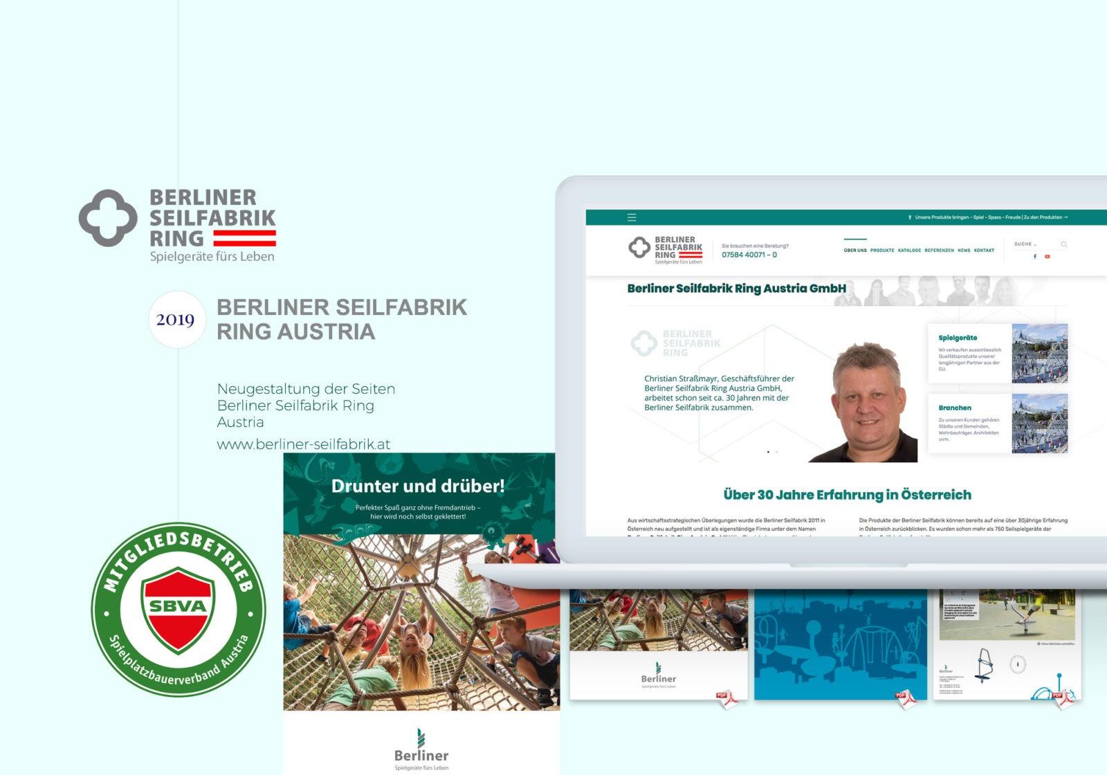 Kunde Berliner Seilfabrik Ring Austria GmbH